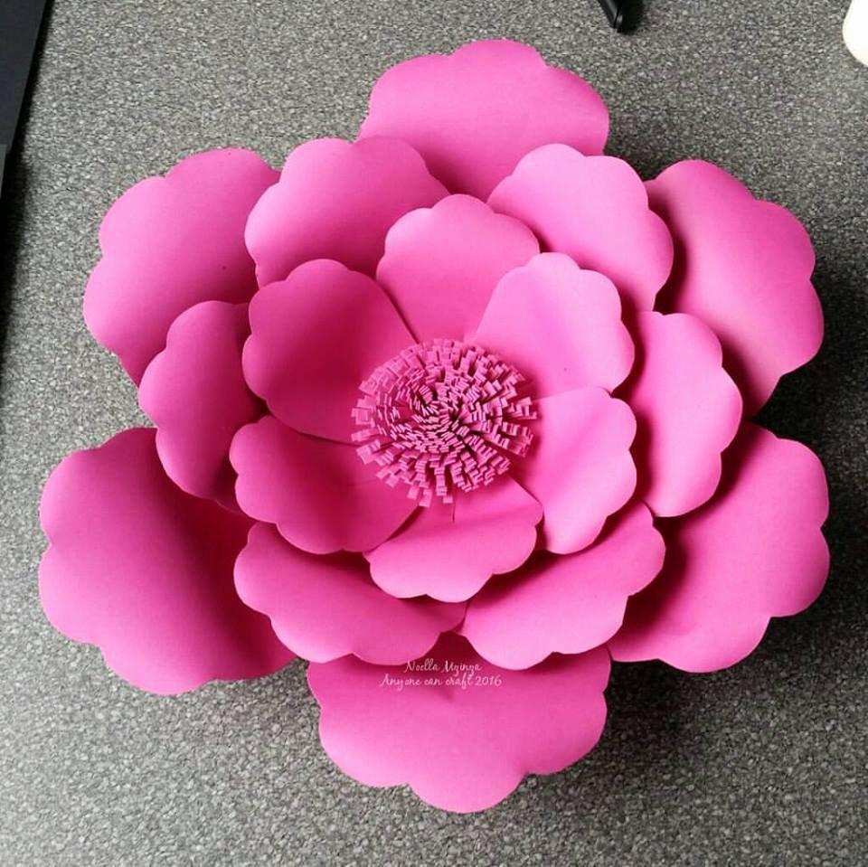 Paper Flower Petals Template Fresh Flower Petals – Anyone Can Craft