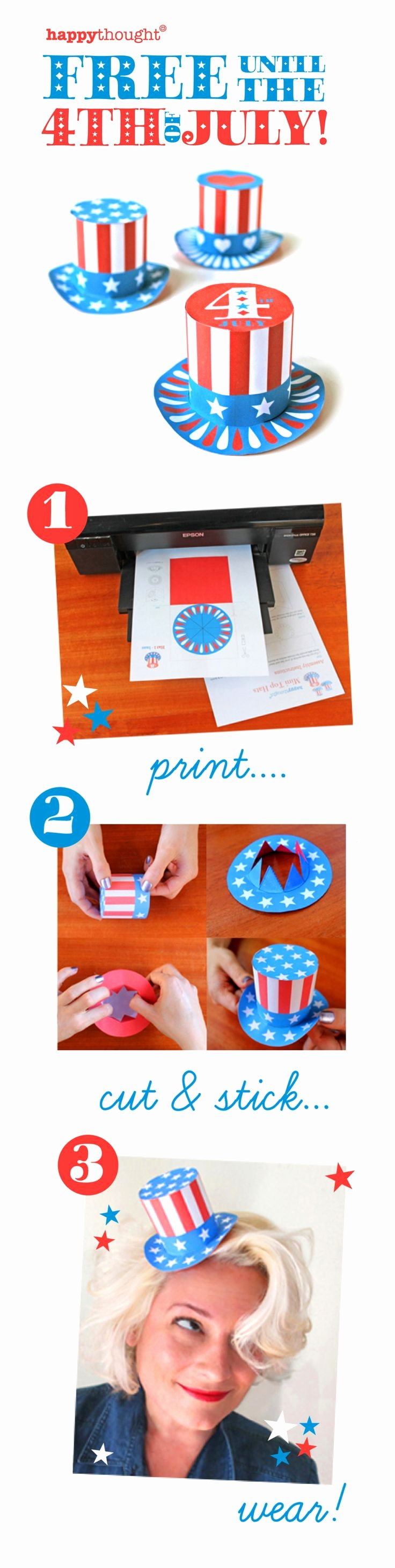 Paper top Hat Template Best Of 25 Best Ideas About Hat Template On Pinterest