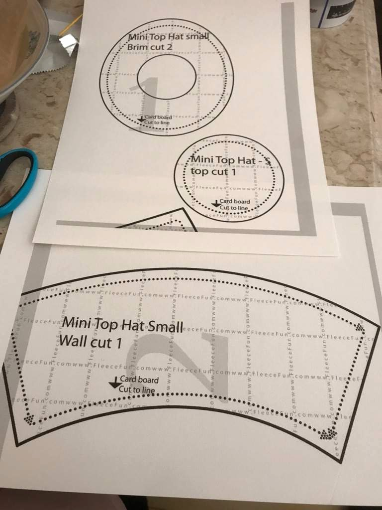 Paper top Hat Template Lovely Making A Mini top Hat Excalibur Queen