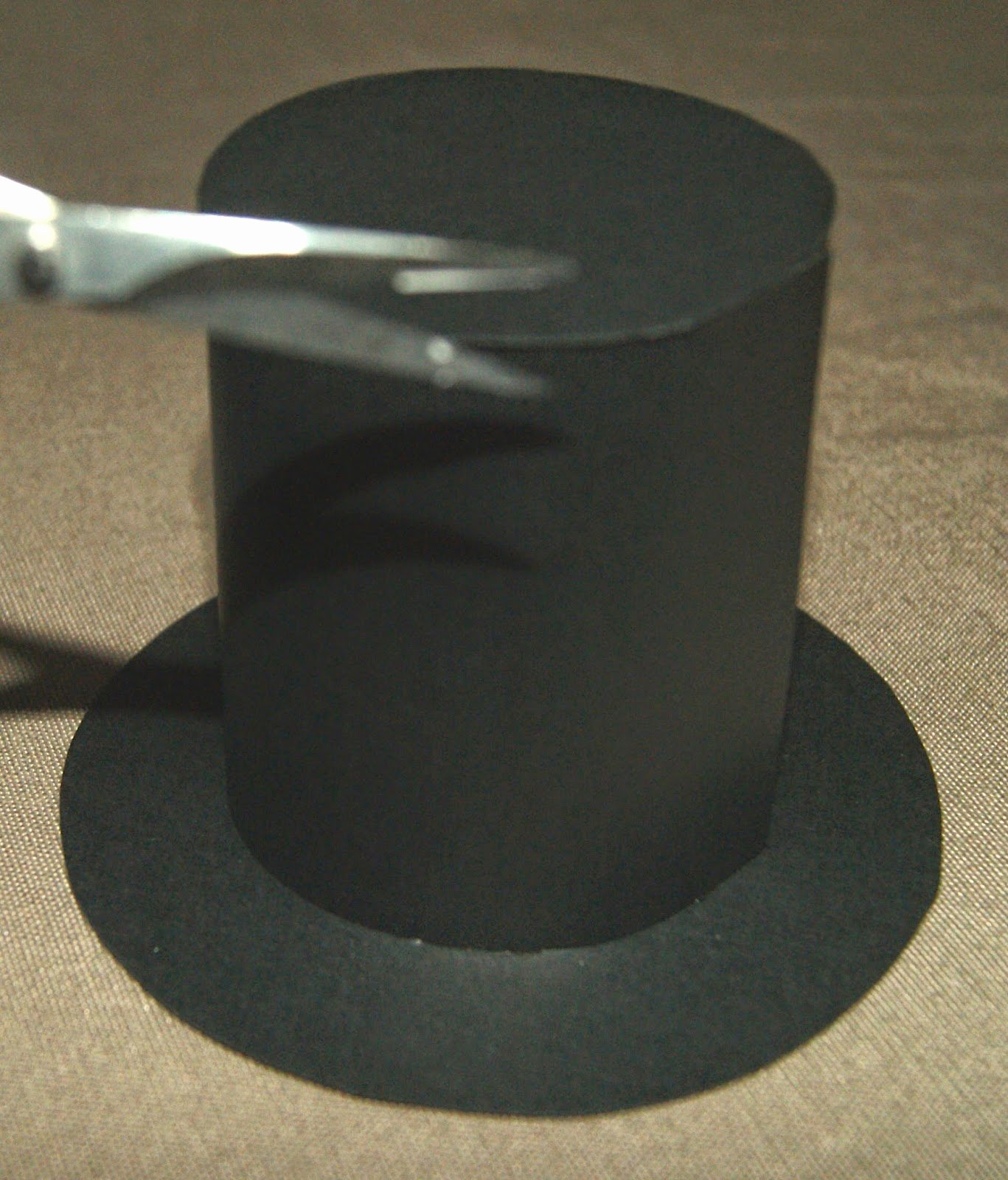 Paper top Hat Template New the Cherry top Fabulous Paper top Hat Tutorial and