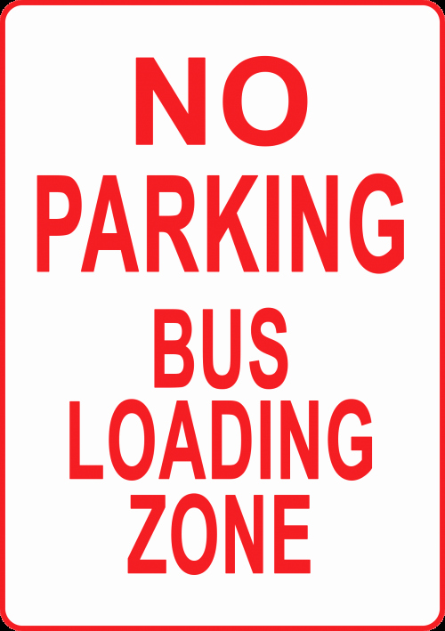 Parking Warning Notice Template Luxury Custom Parking & No Parking Signs Line In Australia