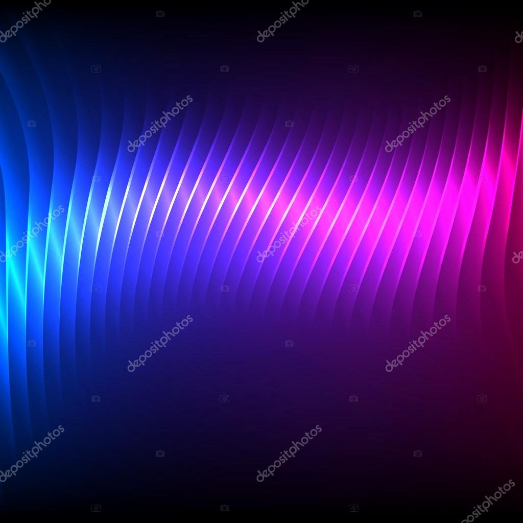 Party Backgrounds for Flyers Luxury Party Flyer Background Bright Blue Purple — Stock Vector