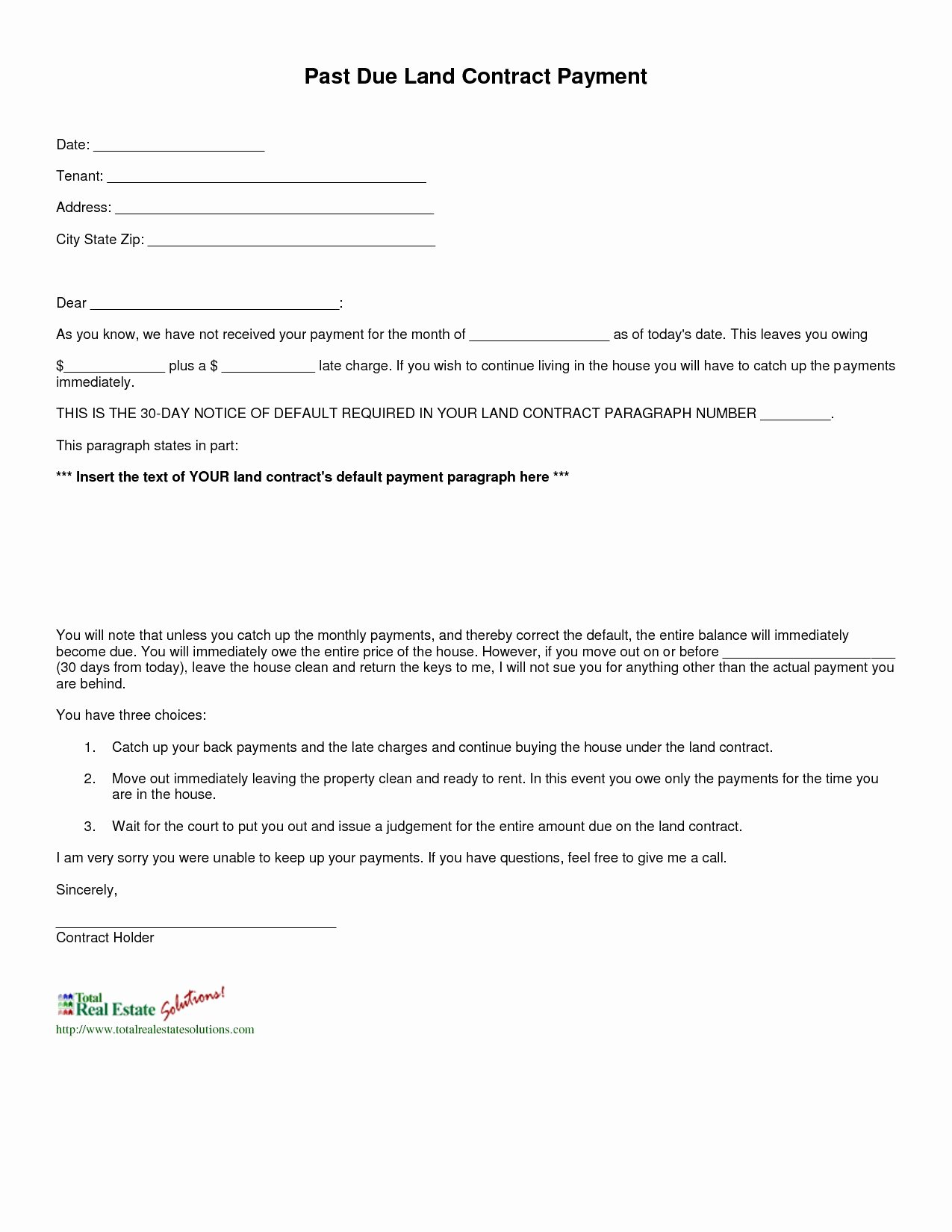 Past Due Rent Letter Luxury Late Rent Payment Letter Elegant 19 New Late Payment