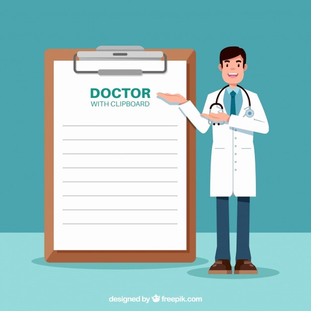 Patient First Doctor Note Beautiful Medical Notes Vectors S and Psd Files