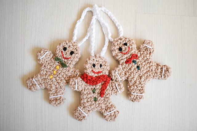 Patterns for Gingerbread Men Inspirational 120 Free Wonderful Christmas Crochet Patterns to Make