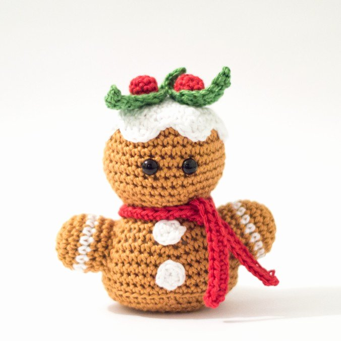 Patterns for Gingerbread Men Inspirational Gingerbread to Crochet – Free Patterns – Grandmother S