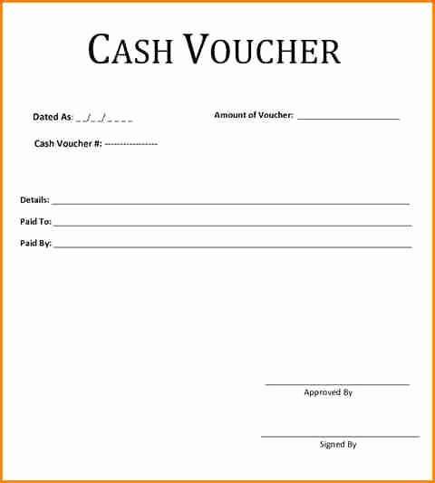 Payment Receipt format In Word Awesome 7 Cash Payment Voucher format In Word