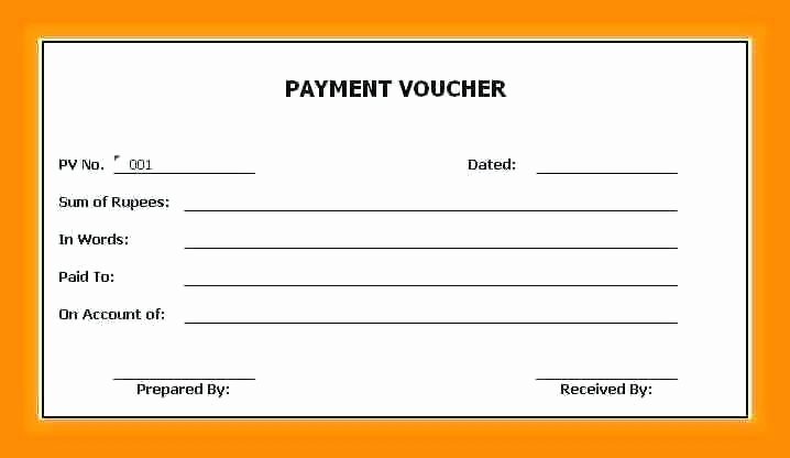 Payment Receipt format In Word New Receipt format for Cash Payment Voucher Receipt Sample