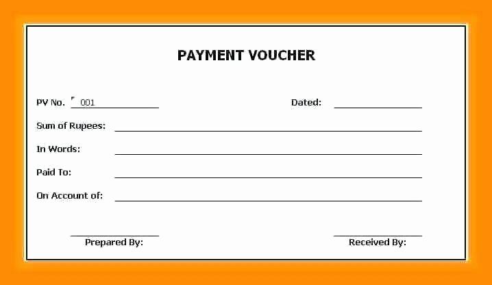 Payment Receipt format In Word New Receipt format for Cash Payment Voucher Receipt Sample