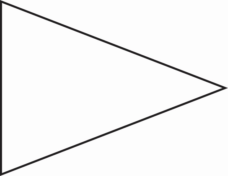 Pennant Banner Template Free Luxury Pennant Clipart