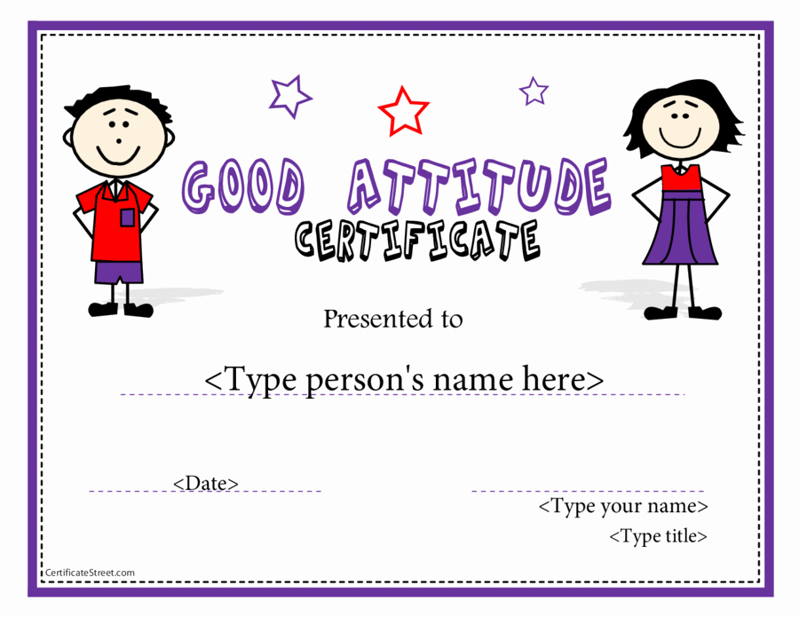 Perfect attendance Certificate Printable New 2019 Certificate Of attendance Fillable Printable Pdf