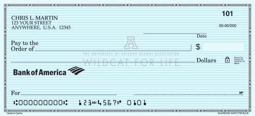 Personal Check Template Unique Bank America Check Template