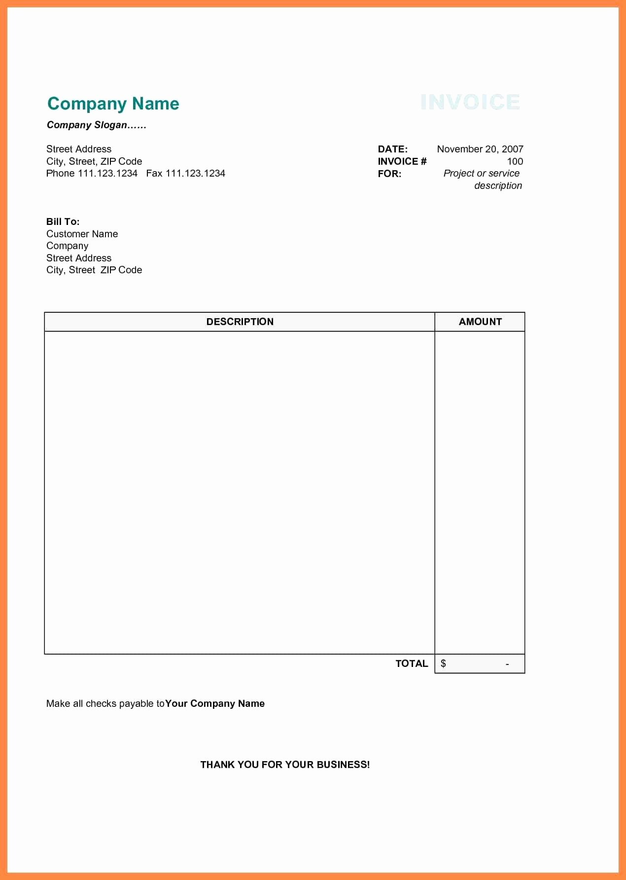 Personal Check Template Word Lovely 12 Awesome Blank Check Register form Maotme Life
