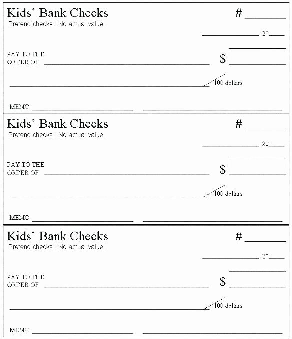 Personal Check Template Word Lovely Personal Check Template Microsoft Office – Ylwebfo