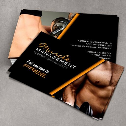 Personal Training Gift Certificate Template Beautiful 20 000 Featured Business Card Templates