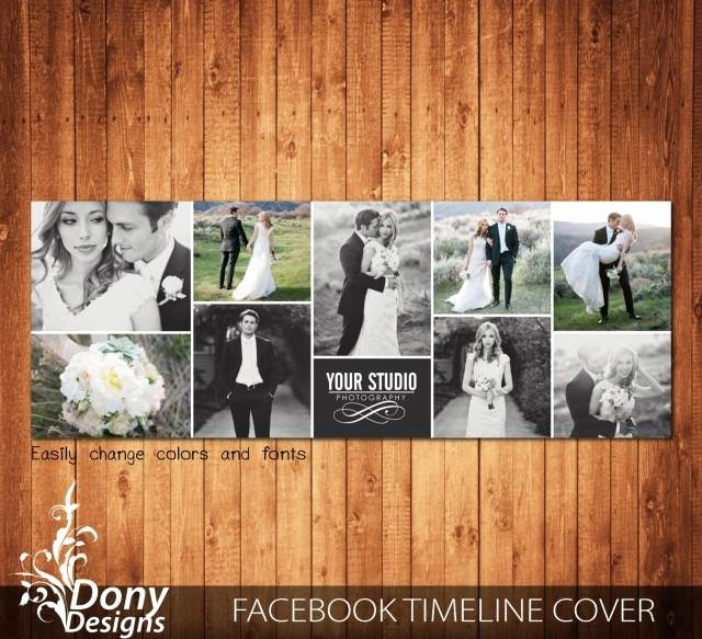 Photo Collage Template Photoshop Inspirational Wedding Timeline Cover Template Collage