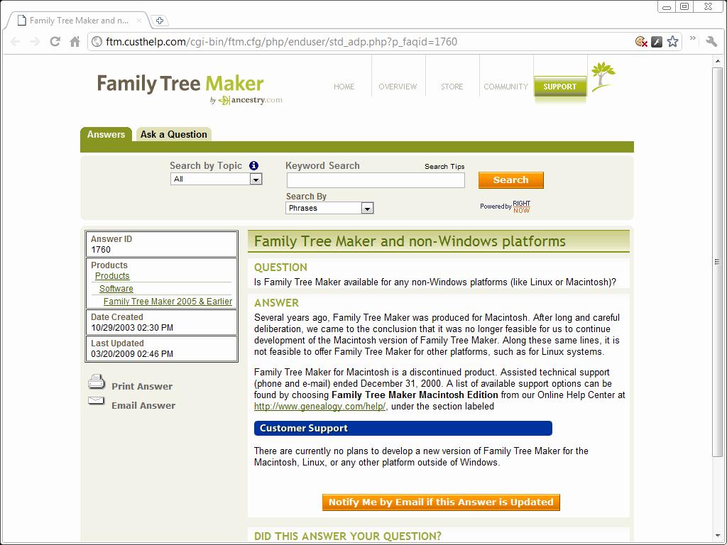 Photo Family Tree Maker Best Of Family Tree Maker for Mac is Back