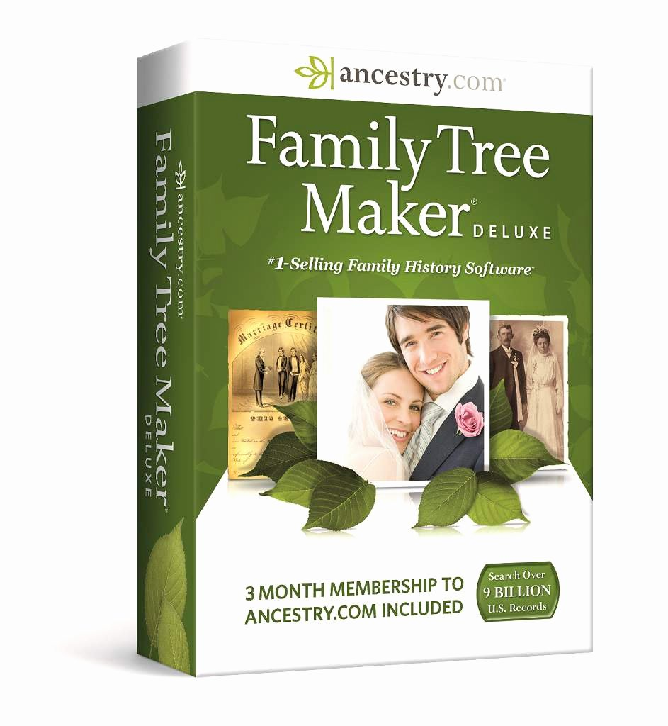 Photo Family Tree Maker Lovely Amazon Family Tree Maker Deluxe [download] software