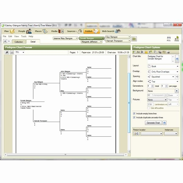 Photo Family Tree Maker New Review Of Family Tree Maker Windows 7 Release