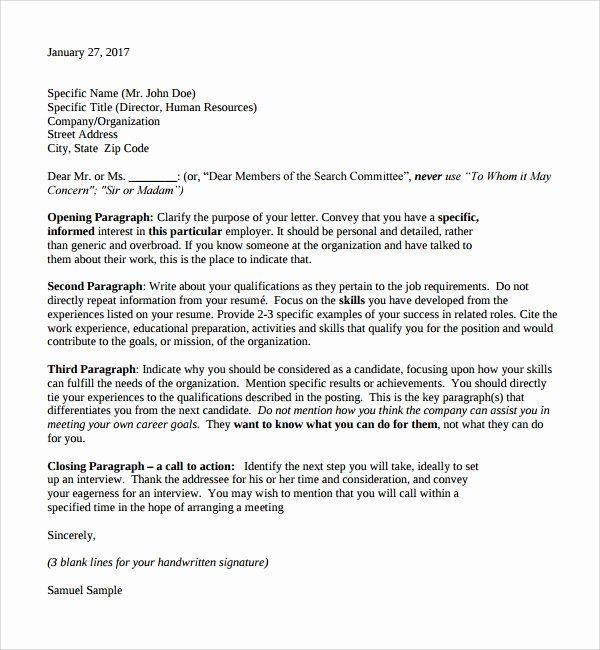 Photography Cover Letter Sample Elegant Sample Graphy Cover Letter 6 Free Documents In Pdf