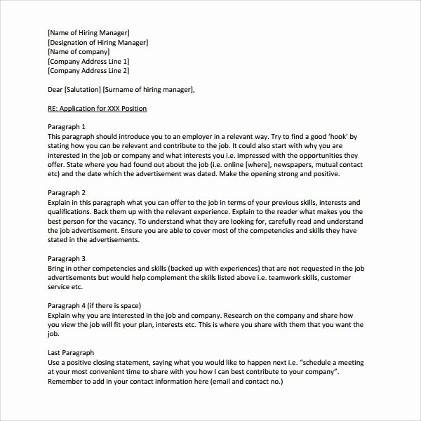 Photography Cover Letter Sample Luxury Sample Graphy Cover Letter 6 Free Documents In Pdf