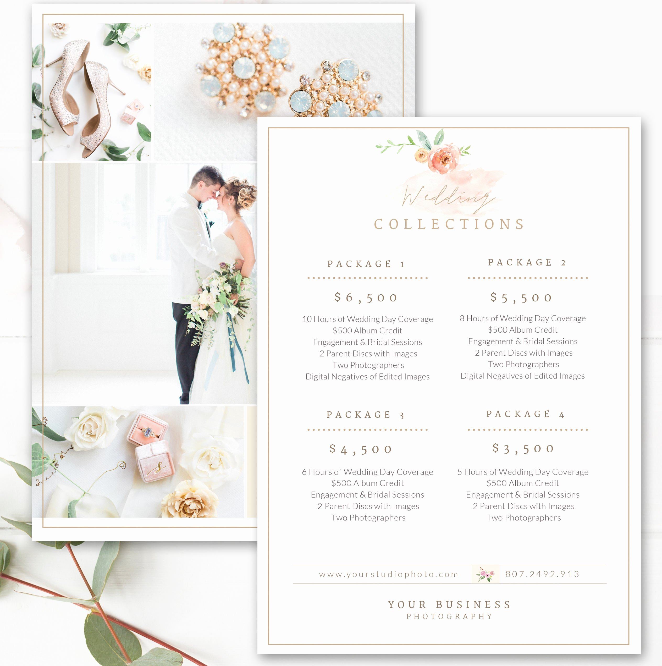 Photography Price List Template Free Fresh Graphy Price List Template Wedding Price Sheet
