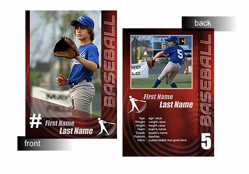 Photoshop Baseball Card Templates Best Of 15 Psd Football Trading Card Baseball Trading