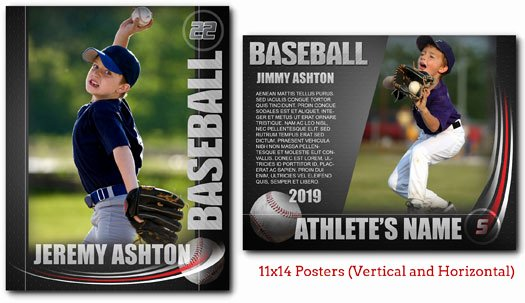 Photoshop Baseball Card Templates Luxury Baseball Graphite