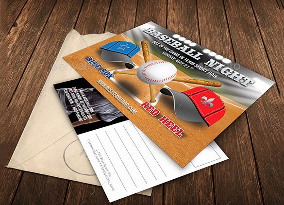 Photoshop Baseball Card Templates Unique 16 Baseball Card Templates Psd Ai Eps