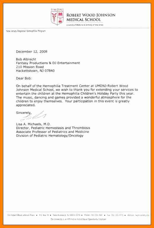 Physician assistant Recommendation Letter Inspirational 5 Letter Of Re Mendation for A Medical assistant