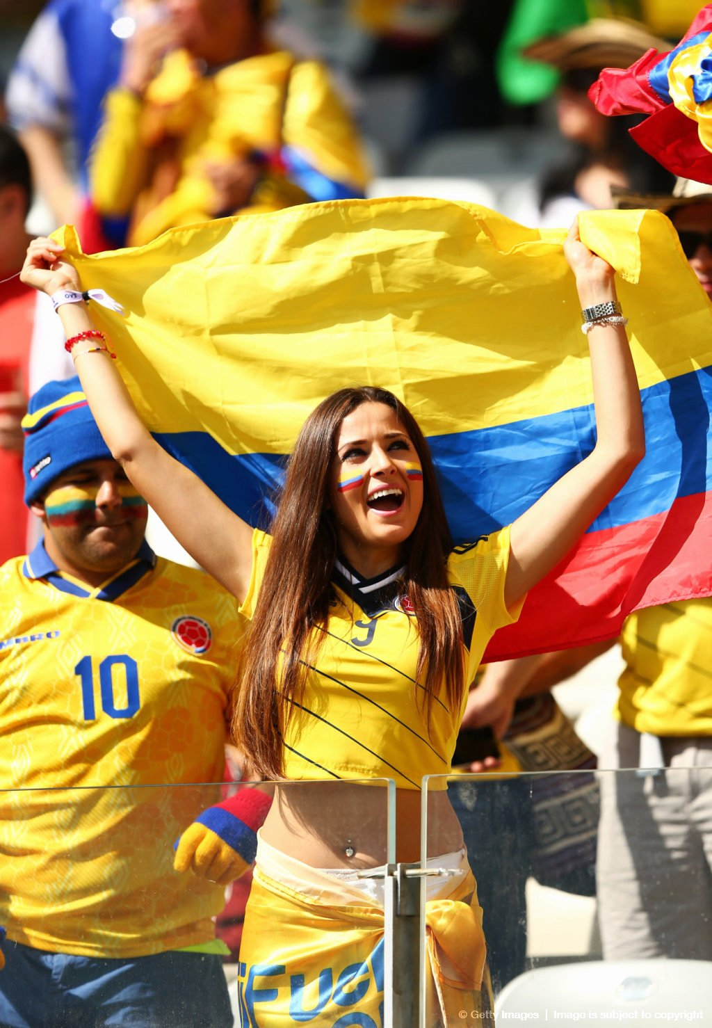 Pics Of Sexy Women Fresh 66 Beautiful S Football Fans Spotted at the World Cup