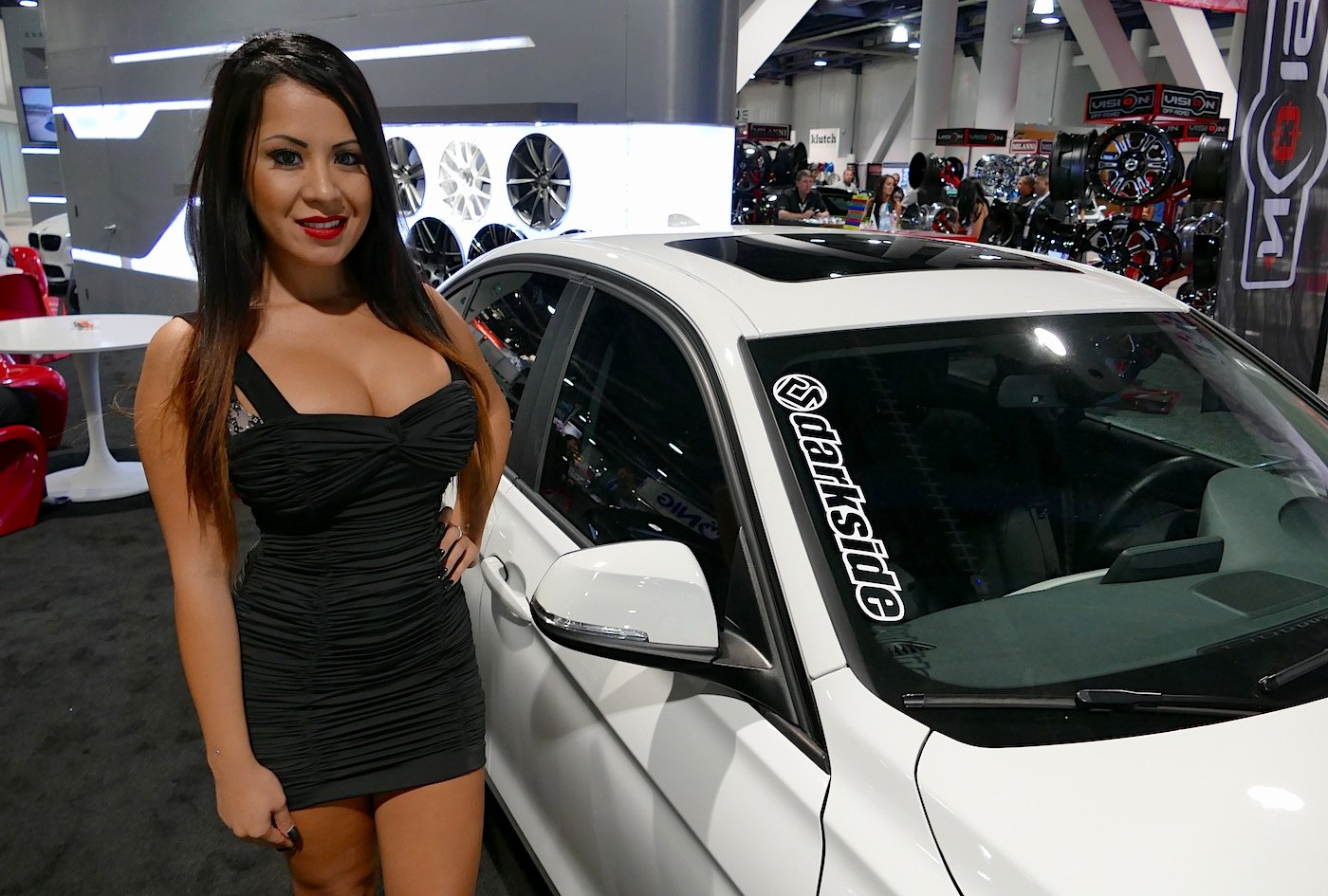 Pics Of Sexy Women Unique who are the Iest Women Of Sema 2014 [poll] the Fast
