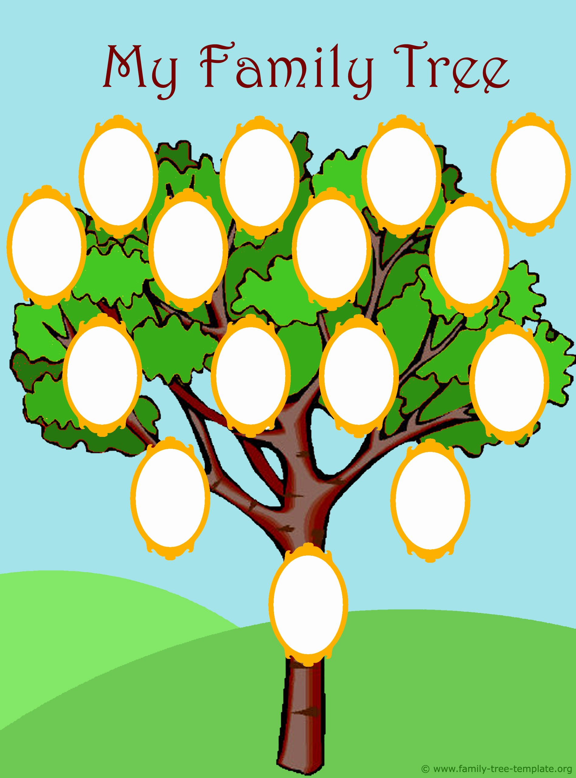 Picture Of Family Tree Chart Elegant Find the Right Family Tree Chart Free Genealogy forms