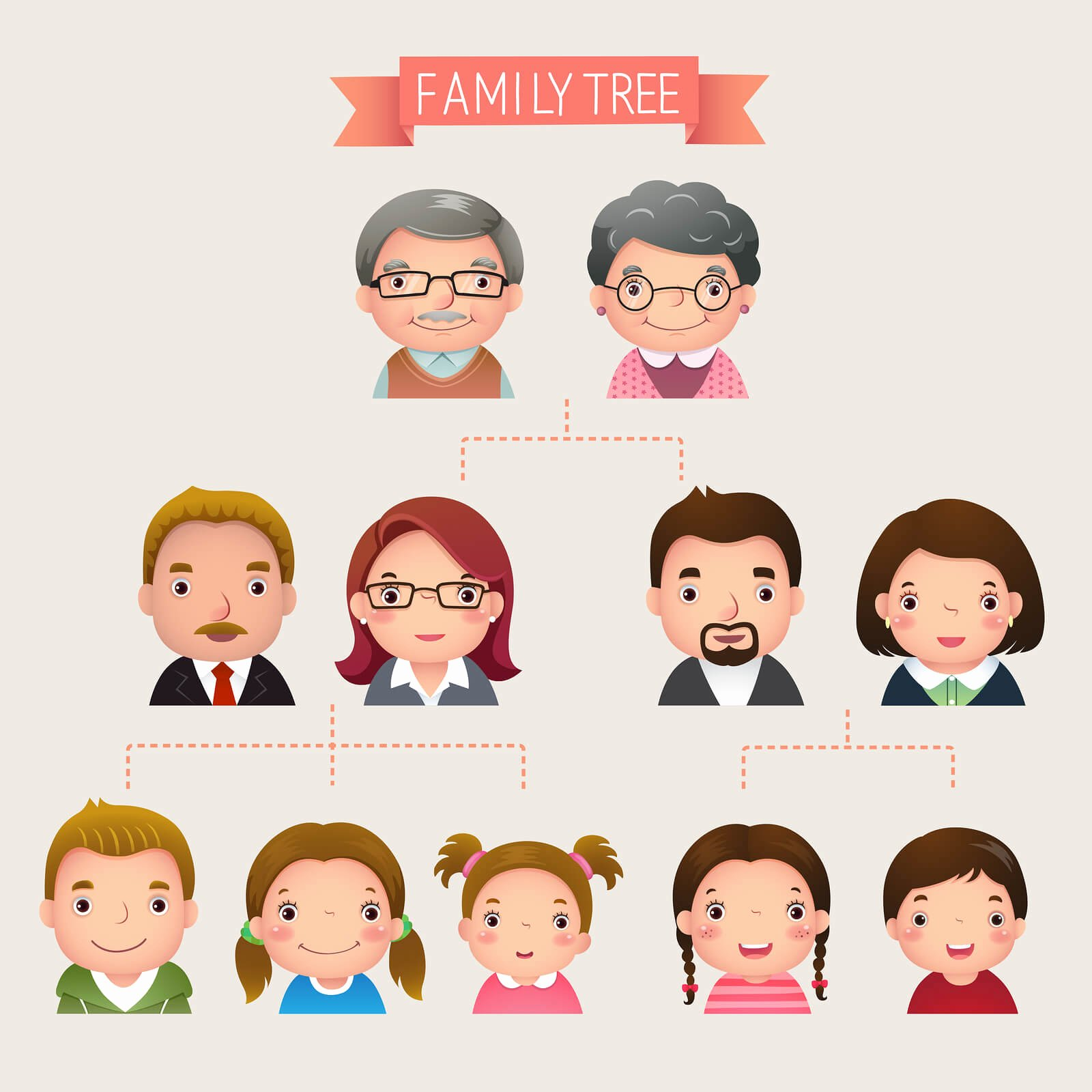 Picture Of Family Tree Chart Elegant Genealogy Resources Surfnetkids