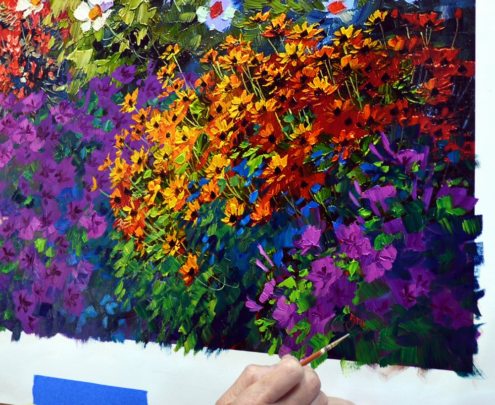 Picture Of Flowers to Paint Awesome Wildflower Tapestry Limited original