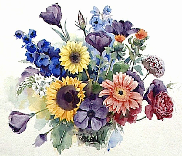 Picture Of Flowers to Paint Fresh Watercolor Flower Painting Workshop Part 1 Video Download