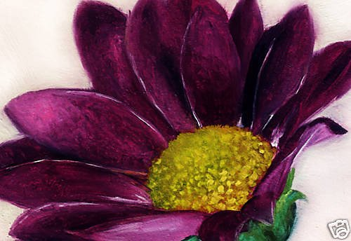 Picture Of Flowers to Paint Lovely Large Floral Painting On Canvas Purple Flower Art A1