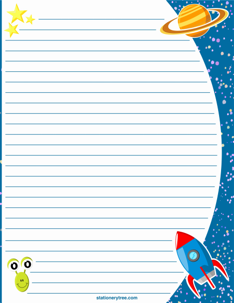 Picture Of Lined Paper Beautiful Pin by Muse Printables On Stationery at Stationerytree
