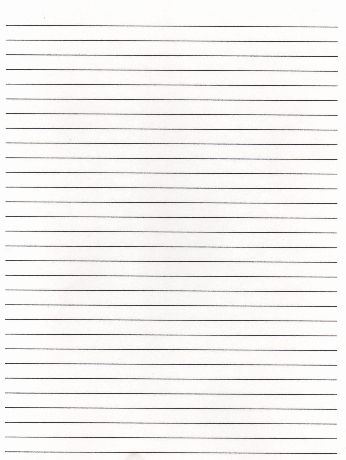 Picture Of Lined Paper Fresh Elementary School Enrichment Activities Lined Paper