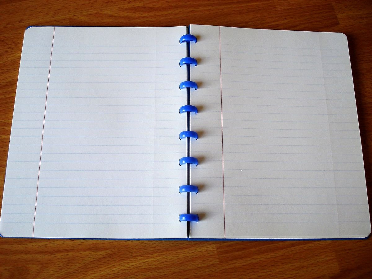 Picture Of Lined Paper New Ruled Paper
