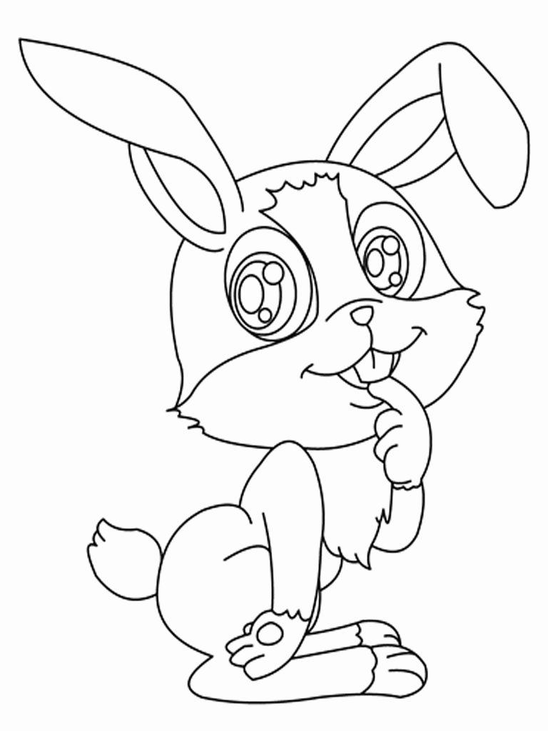 Pictures Of Bunnies to Print Best Of Bunny Coloring Pages Best Coloring Pages for Kids