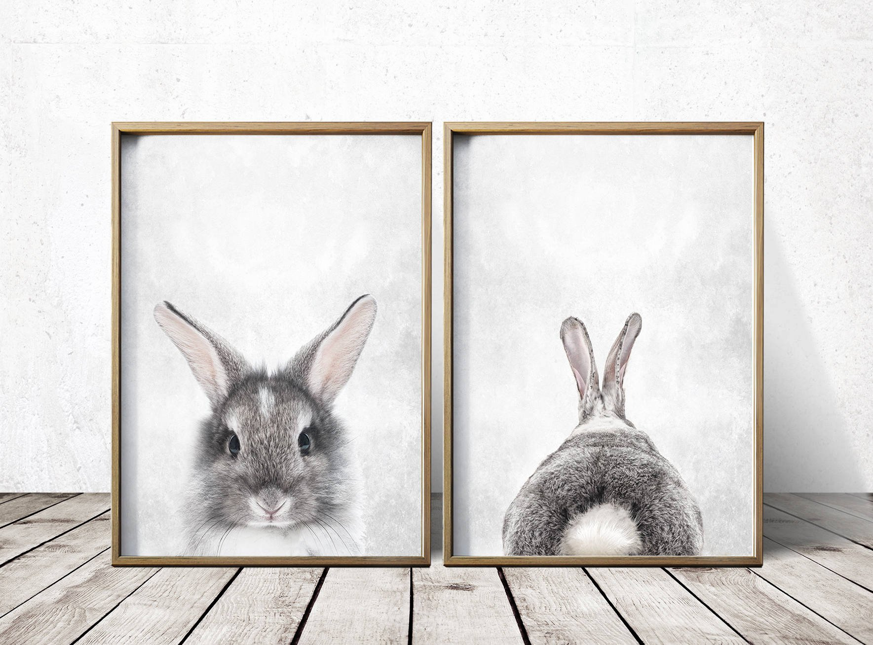 Pictures Of Bunnies to Print Unique Nursery Wall Art Nursery Decor Gray Rabbit Print Bunny