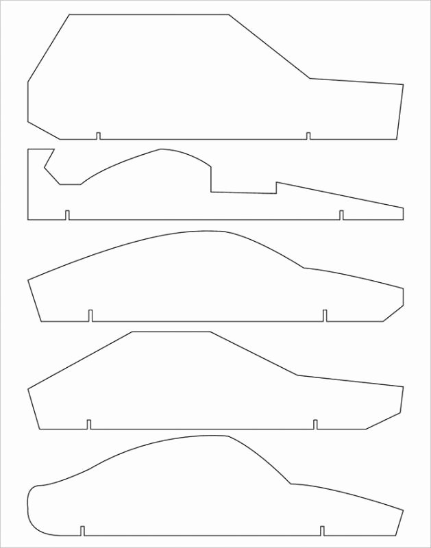 Pinewood Derby Car Designs Free Luxury Pinewood Derby Cars Designs Templates