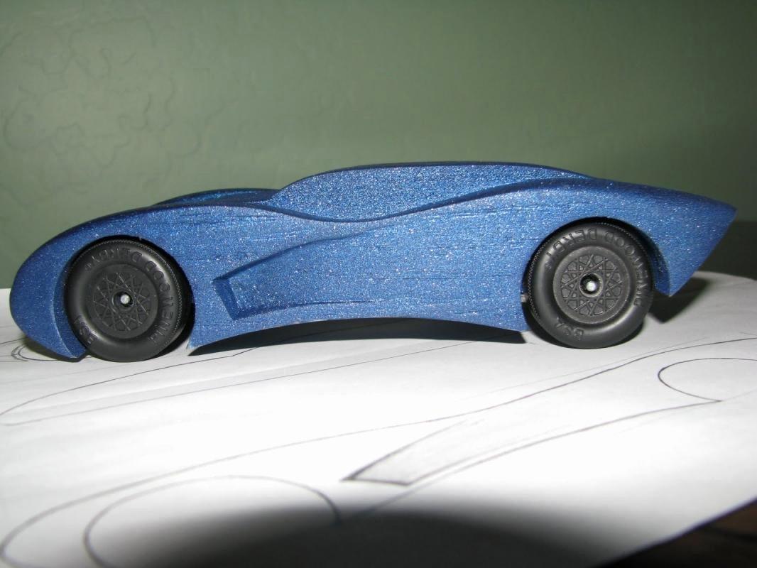 Pinewood Derby Car Plans Free Luxury Aerodynamic Pinewood Derby Car Templates