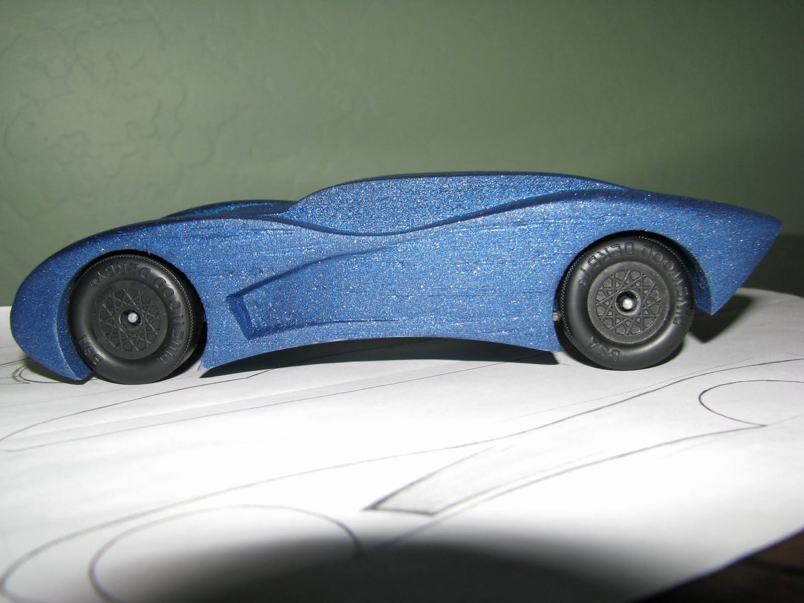 Pinewood Derby Car Plans Free New Pinewood Derby Car Designs Google Search