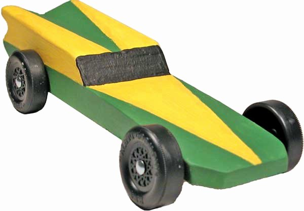 Pinewood Derby Car Plans Free New the Hornet Pinewood Derby Car Design