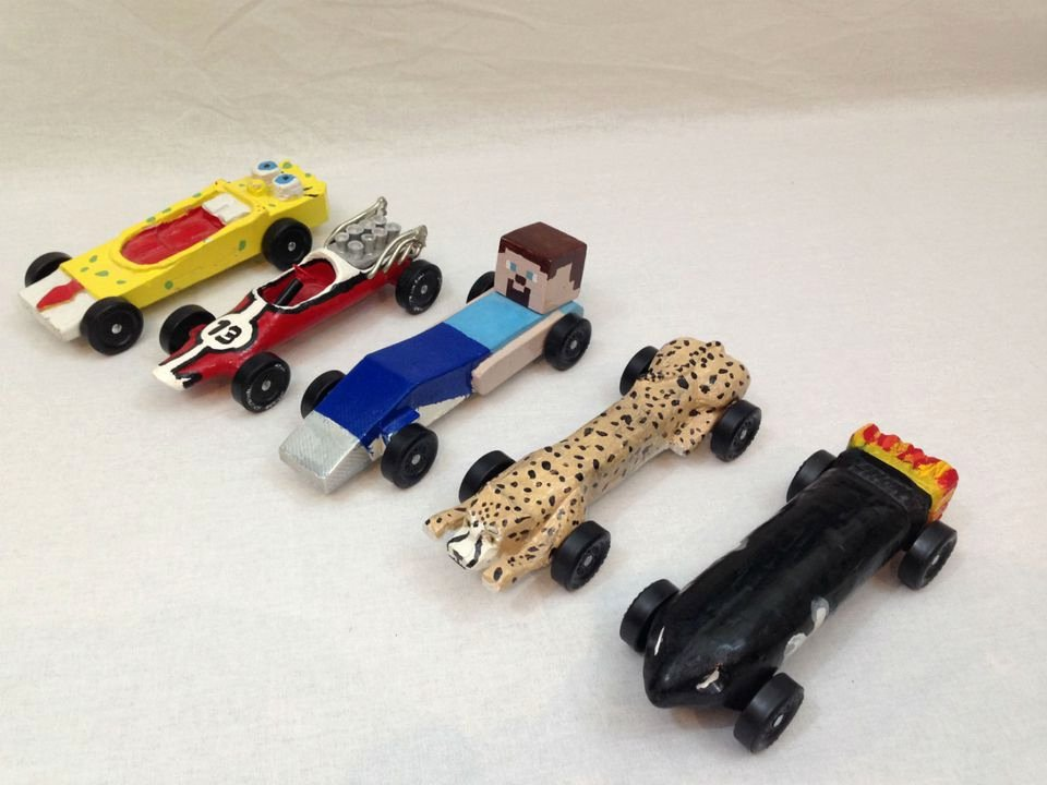 Pinewood Derby Car Shapes Elegant Awesome Pinewood Derby Cars