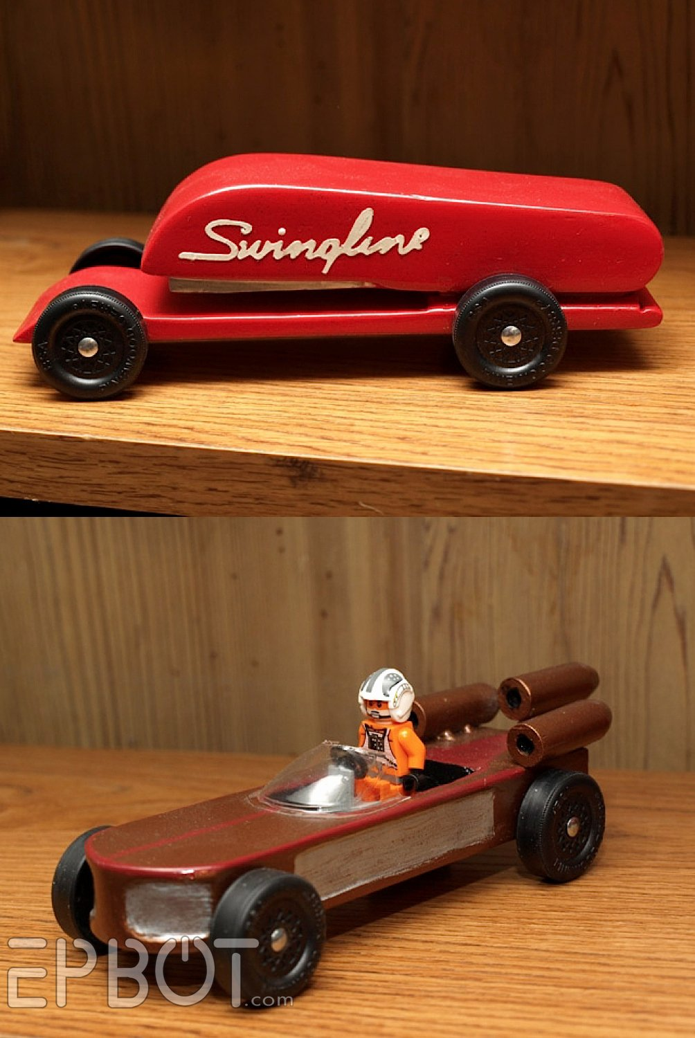 Pinewood Derby Car Shapes Lovely Epbot World Of Geekcraft Show & Tell