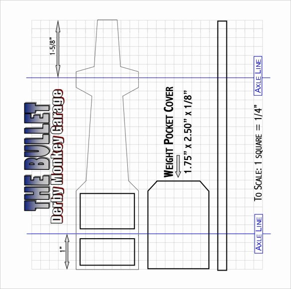 Pinewood Derby Car Templates Inspirational 21 Cool Pinewood Derby Templates – Free Sample Example