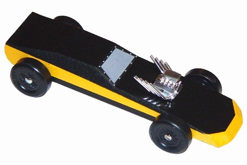 Pinewood Derby Car Templates Luxury Free Pinewood Derby Templates for A Fast Car